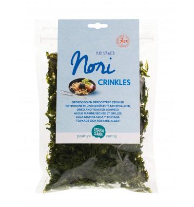 Terrasana Nori snippers 15 gram | Superfoodstore.nl