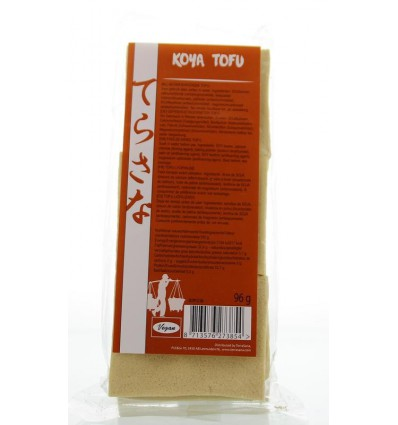 Terrasana Koya tofu gevriesdroogd 96 gram | € 4.76 | Superfoodstore.nl
