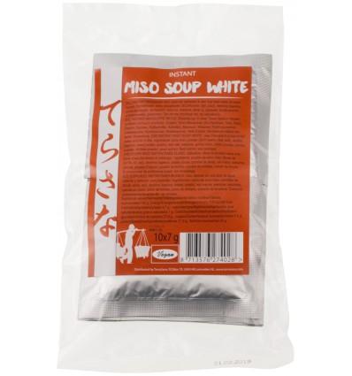 Soep Terrasana Instant miso wit 7 gram 10 stuks kopen