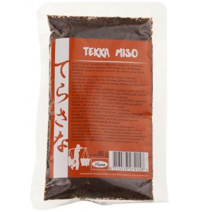 Terrasana Tekka soju miso 80 gram   Superfoodstore.nl