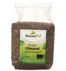 Bountiful Chiazaad bio 500 gram | € 5.36 | Superfoodstore.nl