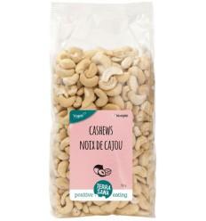 Terrasana Cashewnoten ongeroosterd zonder zout 750 gram |
