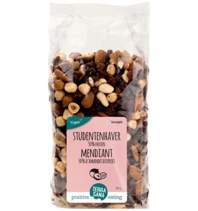 Terrasana Studentenhaver 750 gram | Superfoodstore.nl