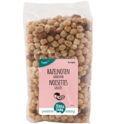 Terrasana Hazelnoten geroosterd 800 gram | Superfoodstore.nl