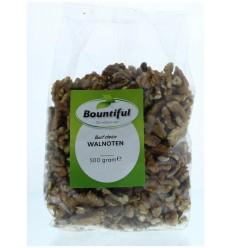 Bountiful Walnoten 500 gram | Superfoodstore.nl