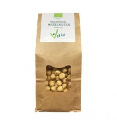 Vitiv Hazelnoten zonder vlies bio 250 gram | € 7.23 | Superfoodstore.nl