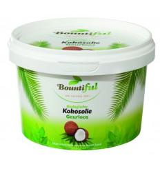 Bountiful Kokosolie geurloos bio 500 ml | Superfoodstore.nl