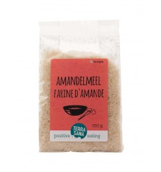 Terrasana Amandelmeel 100 gram | Superfoodstore.nl