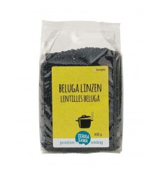 Terrasana Linzen beluga 500 gram | Superfoodstore.nl