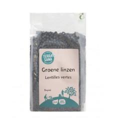 Terrasana Groene linzen dupuis 500 gram | Superfoodstore.nl
