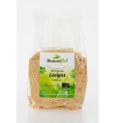 Bountiful Edelgistvlokken bio 200 gram | Superfoodstore.nl