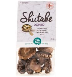 Shiitake Terrasana Shiitake donko 25 gram kopen