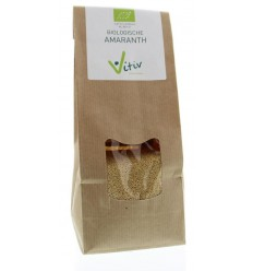 Vitiv Amaranth 500 gram   € 3.19   Superfoodstore.nl