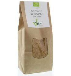 Vitiv Oersuiker sucanat 500 gram | € 4.37 | Superfoodstore.nl