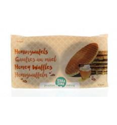 Terrasana Honingwafels 175 gram   Superfoodstore.nl