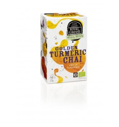 Royal Green Golden turmeric chai 16 zakjes | € 2.45 | Superfoodstore.nl