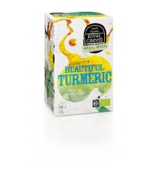 Royal Green Beautiful turmeric 16 zakjes | € 2.54 | Superfoodstore.nl
