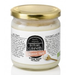 Royal Green Coconut ghee 325 ml | € 10.11 | Superfoodstore.nl