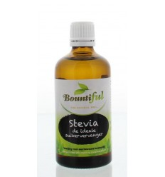 Bountiful Stevia vloeibaar 100 ml | Superfoodstore.nl