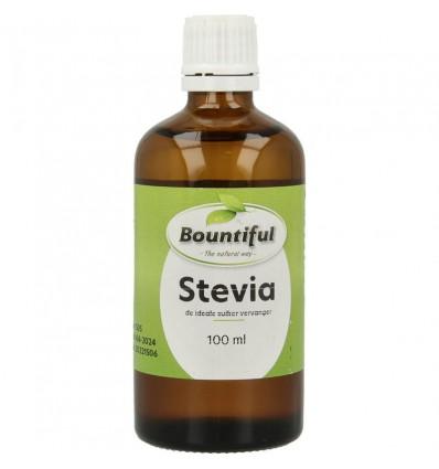 Bountiful Stevia vloeibaar 100 ml   Superfoodstore.nl