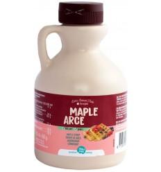 Terrasana Ahornsiroop graad C in jug 500 ml | Superfoodstore.nl