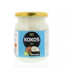 Hanoju Kokosolie geurloos bio 500 ml | Superfoodstore.nl