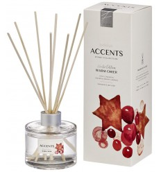 Bolsius Accents diffuser warm cheer 100 ml | Superfoodstore.nl