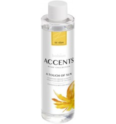 Bolsius Accents diffuser refill a touch of sun 200 ml |