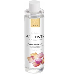 Bolsius Accents diffuser refill welcome home 200 ml |