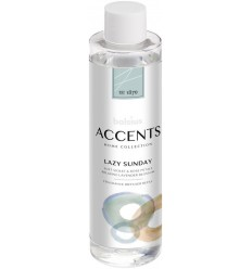 Bolsius Accents diffuser refill lazy sunday 200 ml |