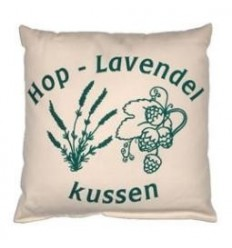 Marco Polo Hop lavendel kussen 20 x 25 | Superfoodstore.nl
