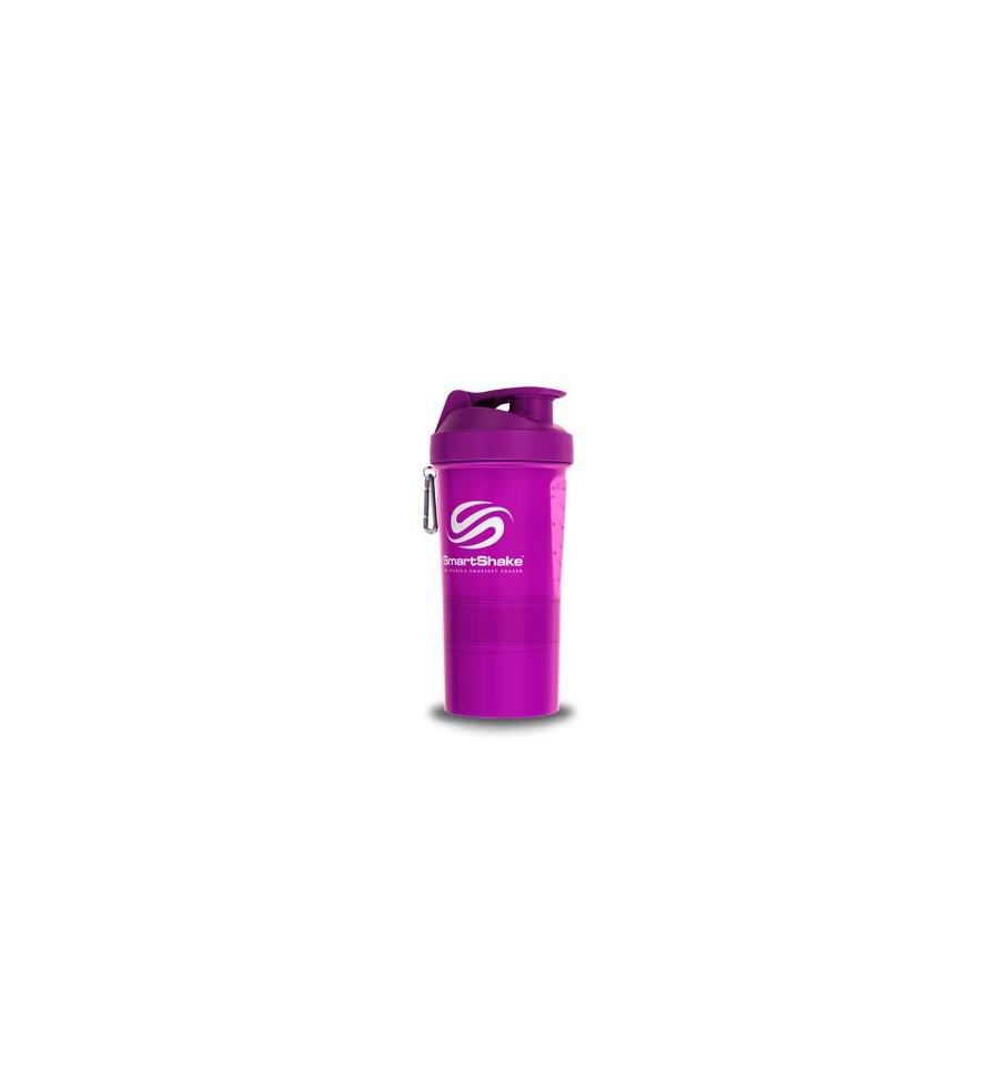 Liever Gezond Smartshake neon purple 600 ml