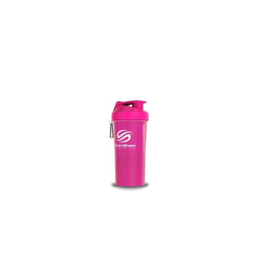 Liever Gezond Smartshake neon pink 600 ml