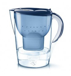 Brita Fill & enjoy marella XL blue | Superfoodstore.nl