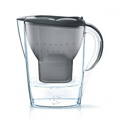 Brita Fill & enjoy marella cool graphite | Superfoodstore.nl
