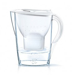 Brita Fill & enjoy marella cool white | Superfoodstore.nl