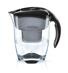 Brita Fill & enjoy elemaris XL black | Superfoodstore.nl