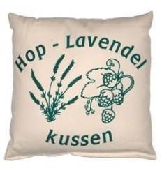 Marco Polo Hop lavendel kussen 40 x 40 | Superfoodstore.nl
