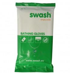 Smove Swash washandje gold parfumvrij 8 stuks |