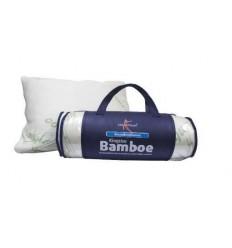 Lucovitaal Kingsize bamboe kussen | Superfoodstore.nl