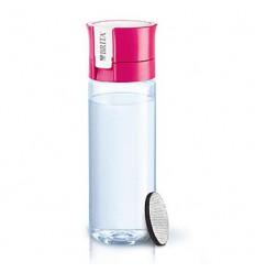 Brita Waterfilterfles Vital pink | Superfoodstore.nl