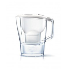 Brita Fill & enjoy aluna cool white | Superfoodstore.nl