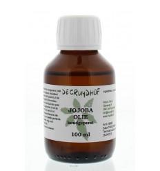 Cruydhof Jojoba olie koudgeperst 100 ml | Superfoodstore.nl