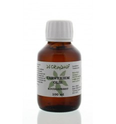 Cruydhof Tarwekiemolie koudgeperst 100 ml | Superfoodstore.nl