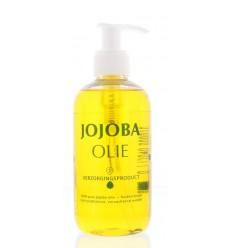 Naturapharma Jojoba olie met pompje 250 ml | Superfoodstore.nl
