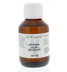 Cruydhof Jojoba olie koudgeperst bio 100 ml | Superfoodstore.nl