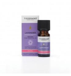 Tisserand Aromatherapy Lavender organic 9 ml | € 13.72 | Superfoodstore.nl