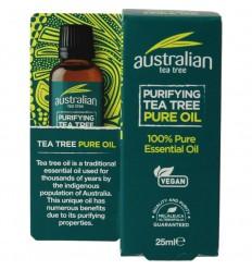 Optima Australian tea tree olie 25 ml | € 11.27 | Superfoodstore.nl