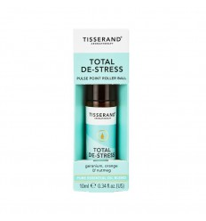 Tisserand Aromatherapy Roller ball de-stress 10 ml | € 8.65 | Superfoodstore.nl