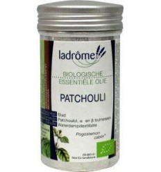 La Drome Patchouli olie bio 10 ml | € 12.03 | Superfoodstore.nl